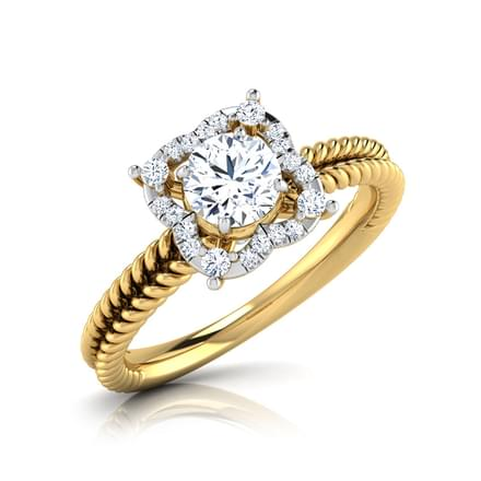 Lana Diverse Solitaire Ring