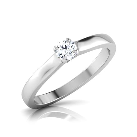 Alda Lavish Solitaire Ring