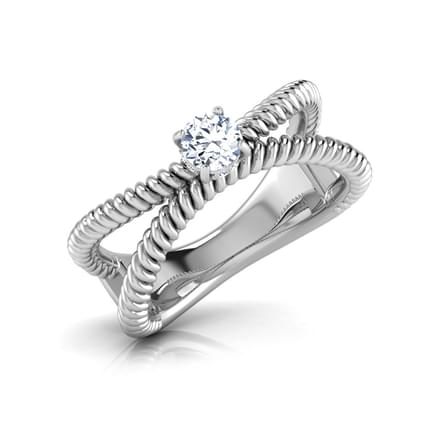 Isla Lucent Solitaire Ring