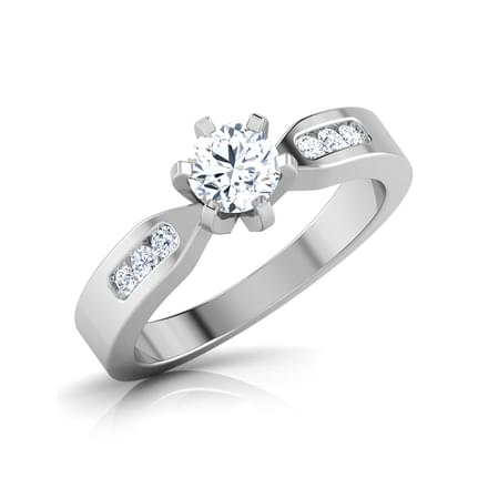 Eve Six Prong Solitaire Ring