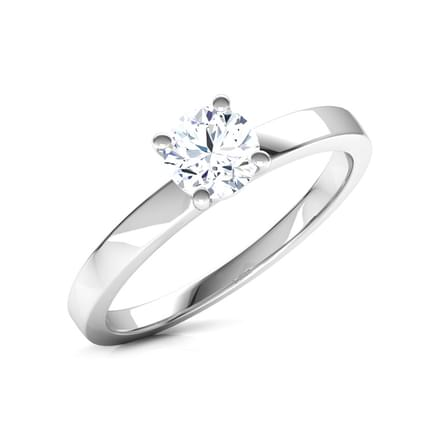 Julie Classic Solitaire Ring