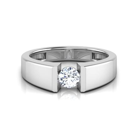 Dan Solitaire Ring for Men