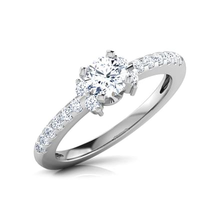 Grace Elegant Solitaire Ring