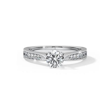 Orla Elegant Solitaire Ring
