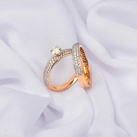 Gleam Bridal Ring Set