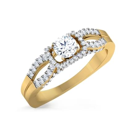 Tiana Nexus Solitaire Ring