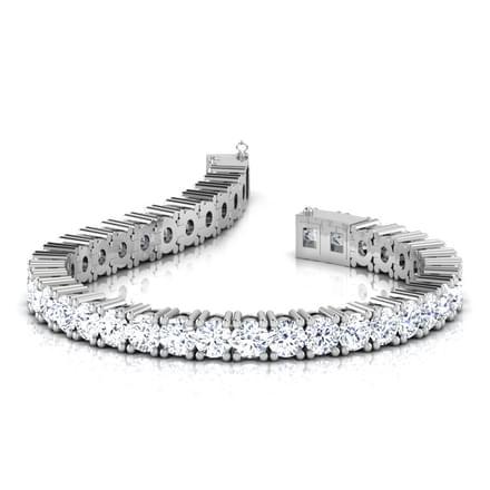 Dazzle Tennis Bracelet