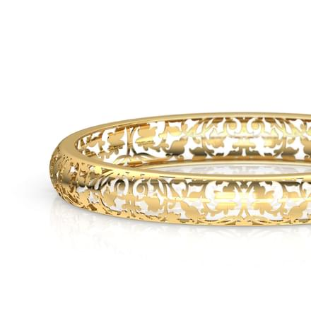 Khalisa Cutwork  Bangle