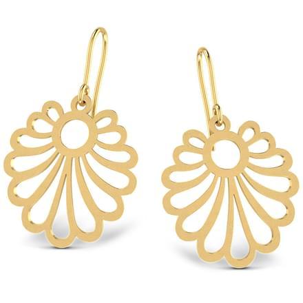 Floret Drop Earrings