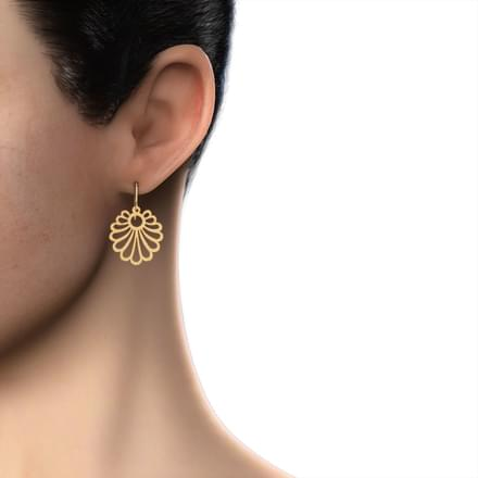 Floret Drop Earrings