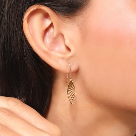 Rhodeus Drop Earrings