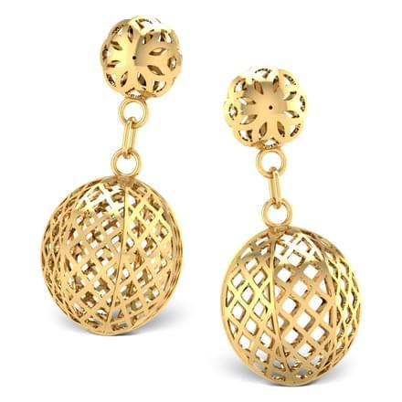 Elgiva Drop Earrings