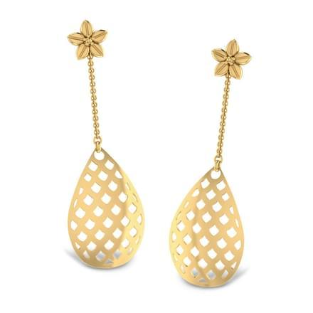 Drops of Flowers Earrings