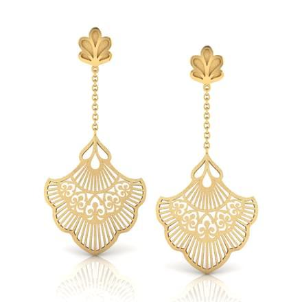 Emma Frill Drop Earrings