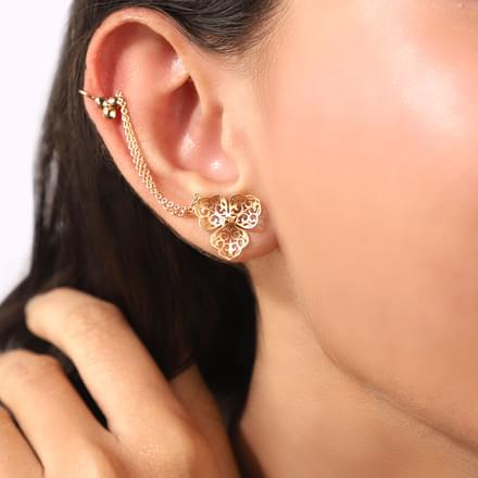 Perdy Cutout Ear Cuffs