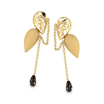 Joey Cutout Drop Earrings
