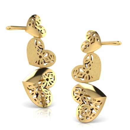 Kelby Cutout Ear Cuffs