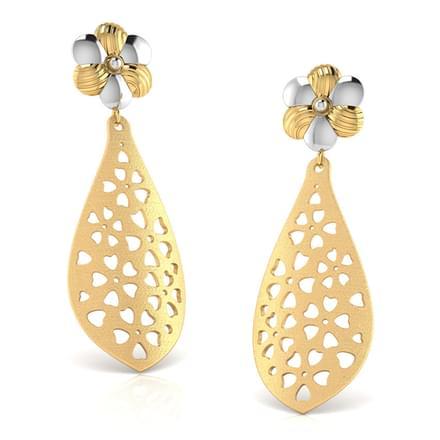 Alexis Cutout Drop Earrings
