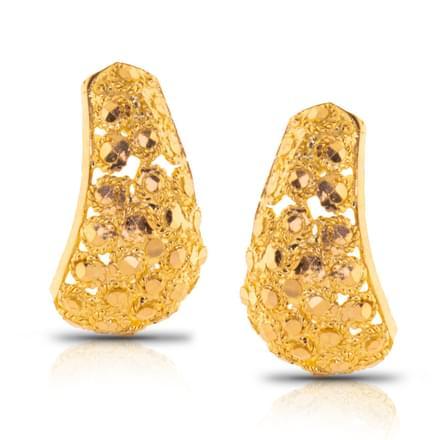 Fila Glint Gold Earrings