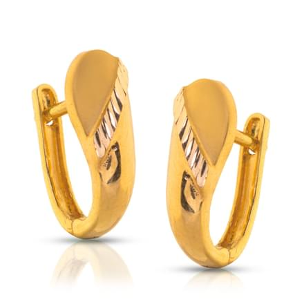 Anisha Flicker Gold Earrings