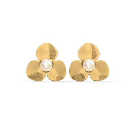 Lara Bloom Stud Earrings