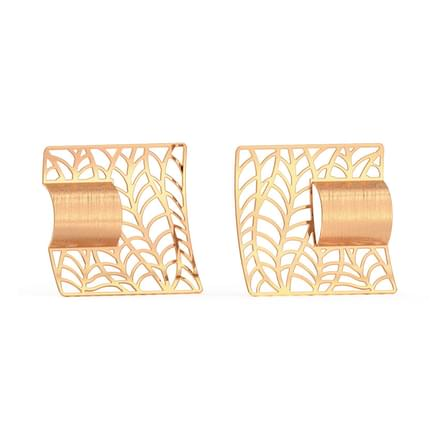 Intricate Quad Stud Earrings