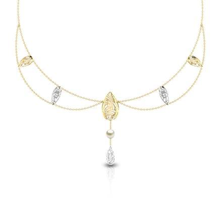 Selma Cutout Necklace