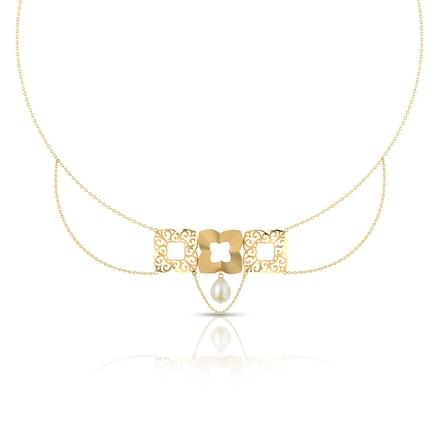 Lilla Cutout Necklace