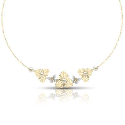 Jennie Cutout Necklace