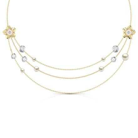 Derby Cutout Necklace