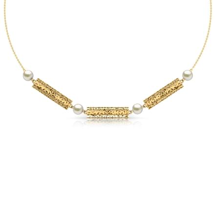 Verina Cutout Necklace