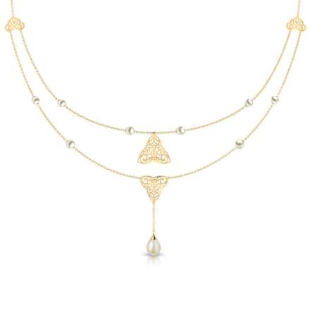 Lily Opulence Necklace