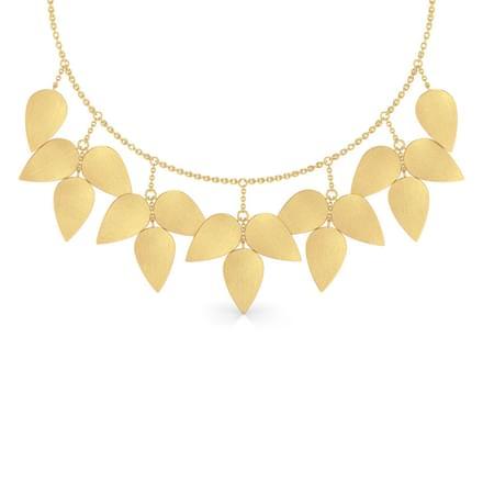 Miya Stamped Necklace