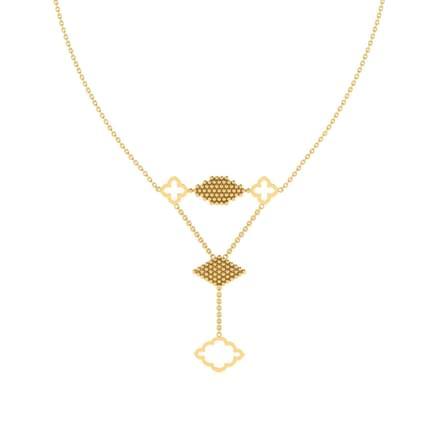 Pretty Jharokha Necklace