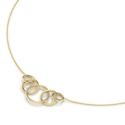 Knit 'O' Necklace