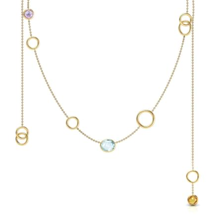 Loop 'O' Necklace