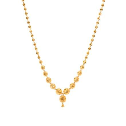 Lera Ascending Bead Necklace