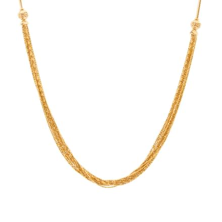 Lia Layered Bunch Necklace