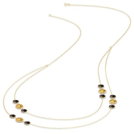 Swish Gemstone Necklace