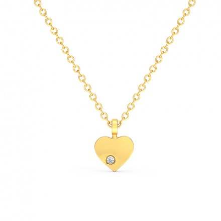 Classic Heart Necklace