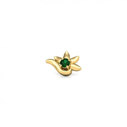 Diti Petals Nose Pin