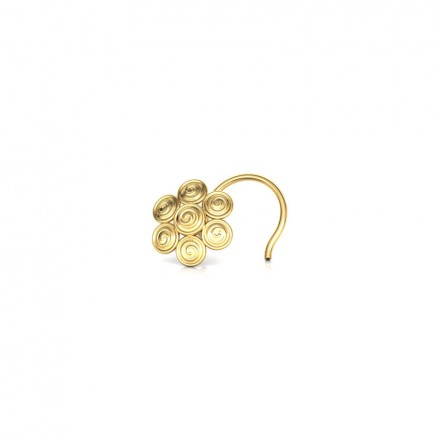 Miti Floret Nose Pin