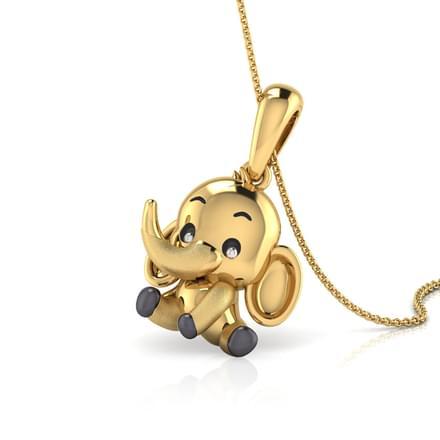 Casey Elephant Pendant