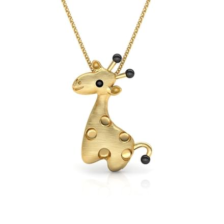 bekid kids zlaty en kid pendant privesek pendants gold detsky