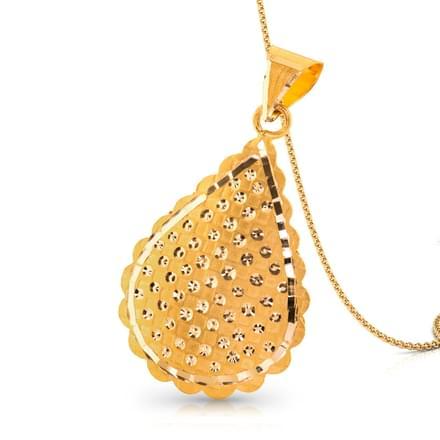 Ina Glint Gold Pendant