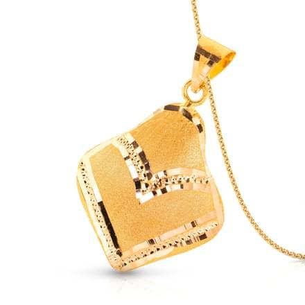 Arna Shine Gold Pendant