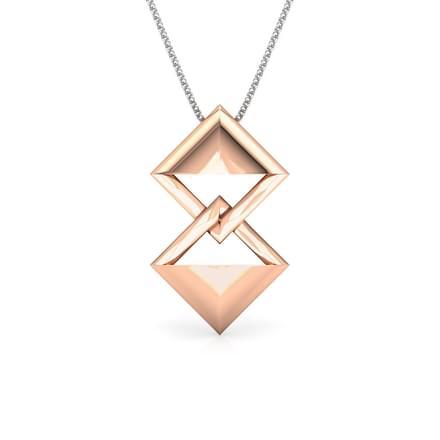 Noella Geometric Pendant