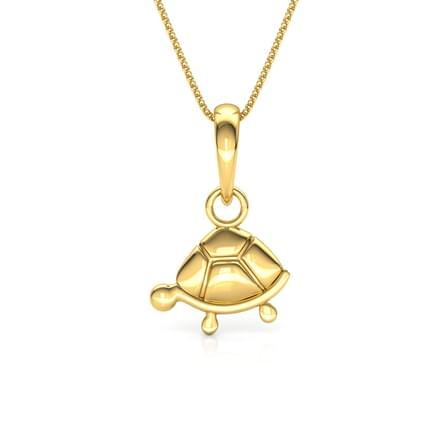 Little Turtle Pendant