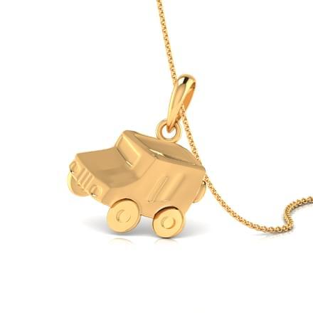 Toy Car Pendant