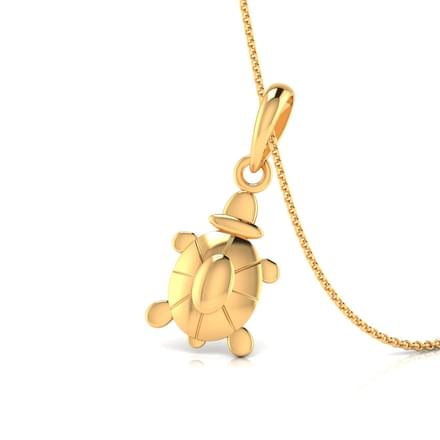 Little Tortoise Pendant